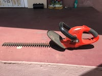 Hedge trimmer Black and Decker electric Los Angeles, 90011