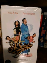VHS Disney classic a saintly switch Queen Victoria Chesapeake, 23322