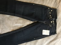 Men's True Religion Jeans Straight 30 Very Sought After Colour Combination Kitchener, N2A 4C4