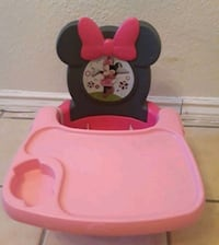 Minnie mouse toddlers eating chair  El Paso, 79905