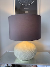 Lamp from EQ3 with lamp shade