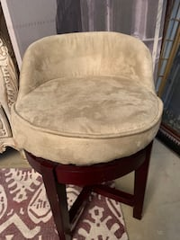 Swivel footstool with thick padding and backing Baltimore, 21206