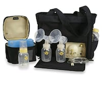 Medela electric breast pump set Brampton, L7A 3Z1
