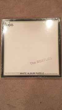 "The Beatles"" White Album"" Puzzle Potomac, 20854"