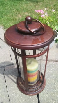 """14""""highx8""""wide beautuful in/outdoor candle holder Halton Hills, L7G 3Y3"""