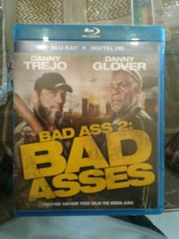 Blue Ray movie: Bad Ass 2 Toronto, M6R 1A4