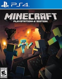 Minecraft PlayStation 4 Edition Lumby, V0E 2G1
