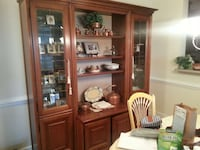 China Cabinet OR Entertainment  Center  (reduced) Haymarket, 20169