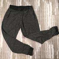 Jogger pants with leather Winnipeg, R2M 1R3