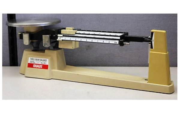 e0bf4631df87 Used Ohaus 700 800 Series 2610g Triple Beam Scale for sale in New ...