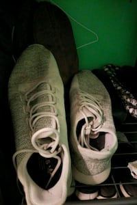 pair of gray Adidas Yeezy Boost 350 Sevierville, 37876