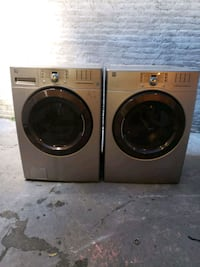 kenmore washer and electric dryer set