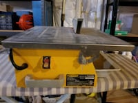 "Workforce 7"" Wet Tile Saw Cutter Fort Belvoir, 22060"