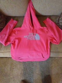 NORTH FACE™ NEON PINK womens size small hoodie Greenville, 27858