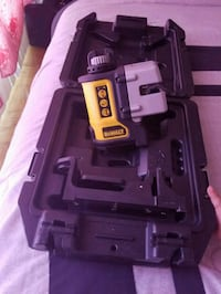 black and yellow DeWalt cordless power drill Aspen Hill, 20906