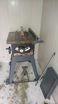 "Sear Craftsmans 10"" Table Saw"