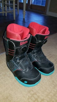 K2 Youth Snowboard Boots  Spruce Grove, T7X 4L5