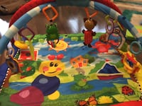 baby's multicolored activity gym 794 km