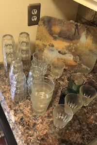 Glasses - Assorted Chadds Ford, 19317