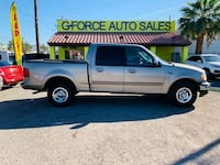 2002 Ford F150 SuperCrew Cab for sale