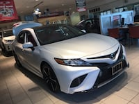 Toyota - Camry XSE Red Leather interior- 2019 Woodbridge