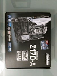 Asus Z-170-A Motheeboard NEW Whitby