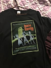 Doctor Who x Haunted Mansion Shirt Anaheim, 92802