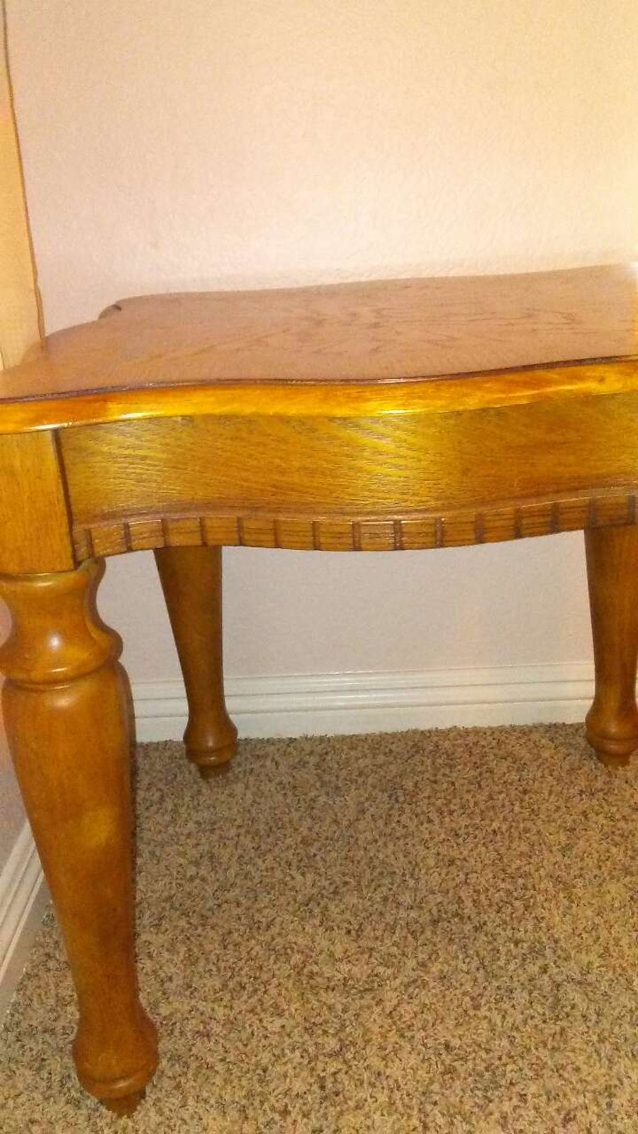 Used Coffee Table 2 End Tables In Bakersfield