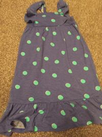 New - Cat and Jack Dress 18M Lawrence, 46236