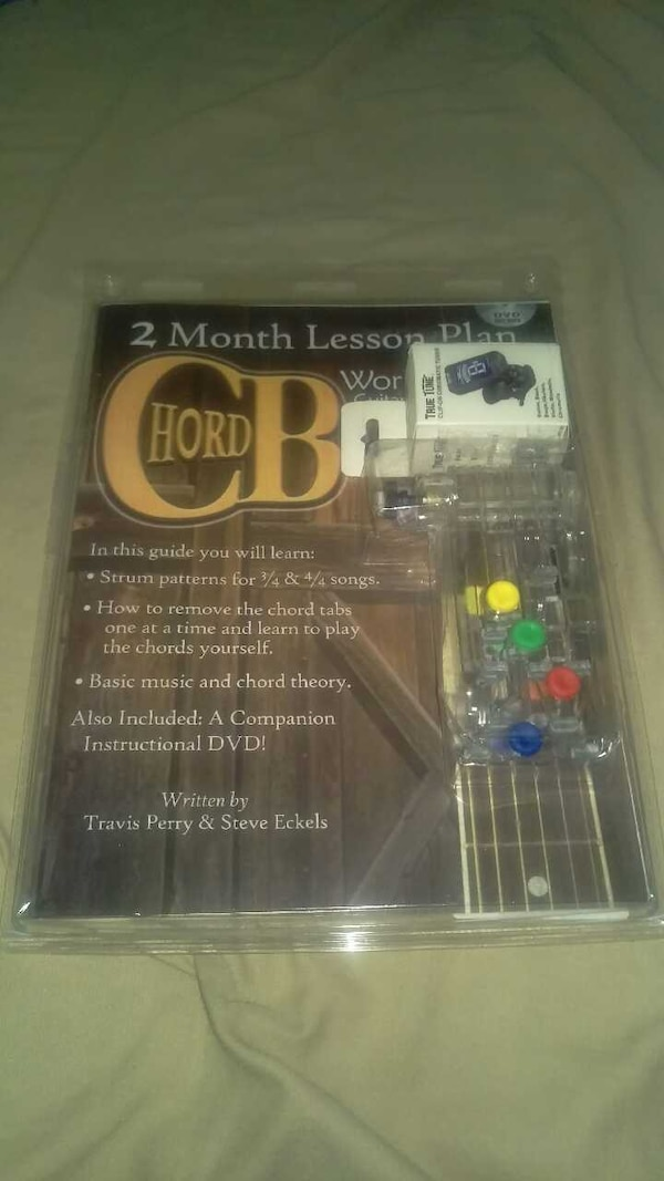 Used Chord Buddy For Sale In Germantown Letgo