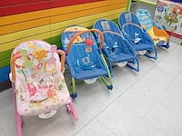 Bouncers and rockers for babies Toronto