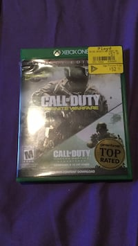Call of duty infinite/ modern warfare xbox one Langley, V2Y 2A4