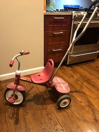 Red and white radio flyer trike Gaithersburg, 20878