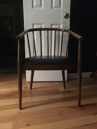 Mid Century Modern Laurence Peabody Bentwood Chair Rare Gainesville, 20155