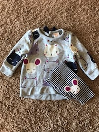 Cute infant girl outfits  Dacula, 30019