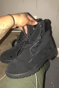 Timberland black boots Baltimore, 21213