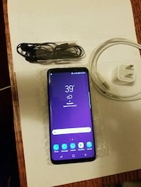 purple Samsung Galaxy S7 edge with box Alexandria, 22311