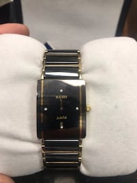 RADO Watch 18k & titanium ladies watch Baltimore, 21215