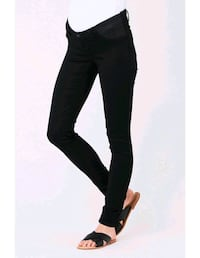 Ripe Maternity Black Jeans/Pants Medium  Toronto, M4C 5C6