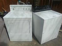 white washer and dryer set Edmonton, T5T 2N9