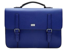 TED BAKER Blue Leather Bag