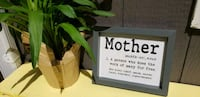 Hand Crafted Mothers Day Sign Brampton, L6Y 4L6