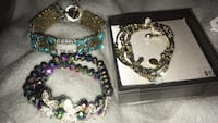 Beaded bling bracelets  Leduc, T9E 8N4