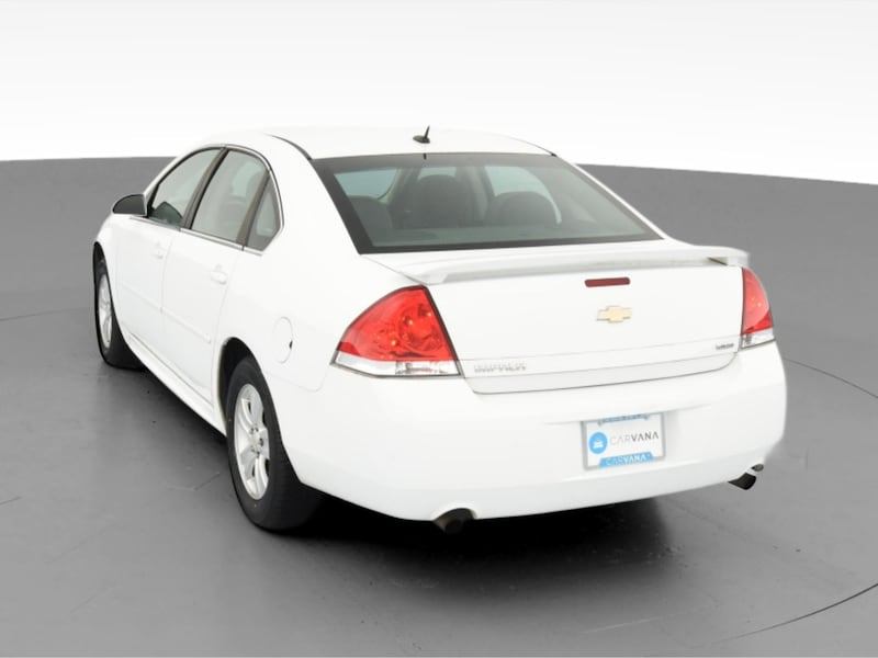 2014 Chevy Chevrolet Impala Limited sedan LS Sedan 4D White  7