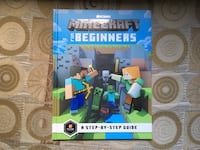 Minecraft for beginners book read once b-2 Calgary, T2A 6R8