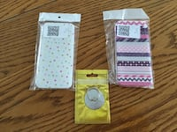 Cell phone cases and cell phone ring Tyendinaga, K0K 3A0