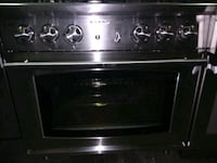 "Reconditioned Jade 36"" Gas Range Stainless Steel"