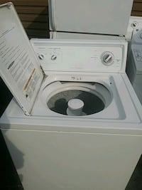 white top-load washing machine Suitland-Silver Hill, 20746