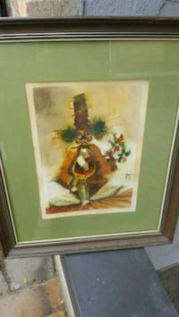 Antique art painting   Toronto, M2J 1K2