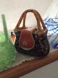 Glass purses
